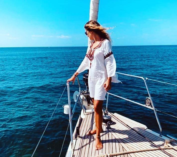 Laura in versione navigatrice