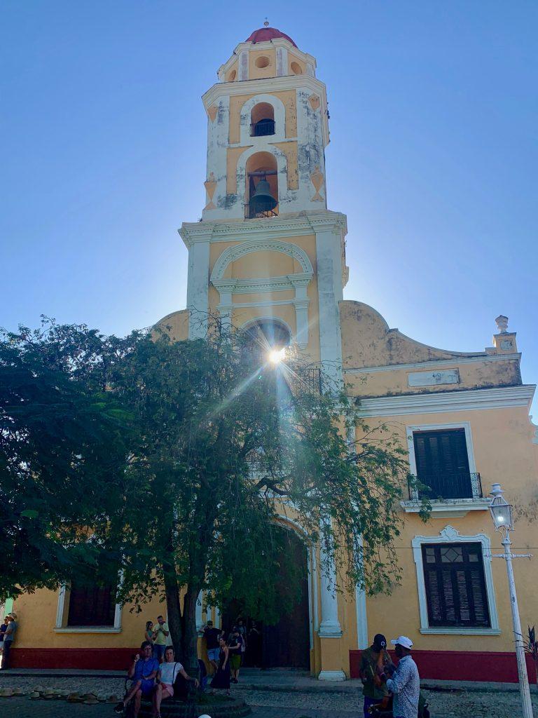Campanile di San Francesc  d'Assis - Trinidad