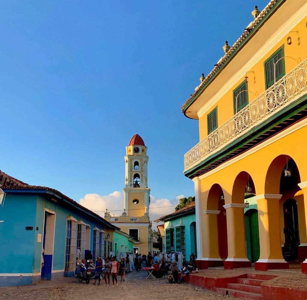 UNA CITTÀ TALMENTE BELLA DA ESSERE CONIATA SULLE MONETE DI CUBA: TRINIDAD.