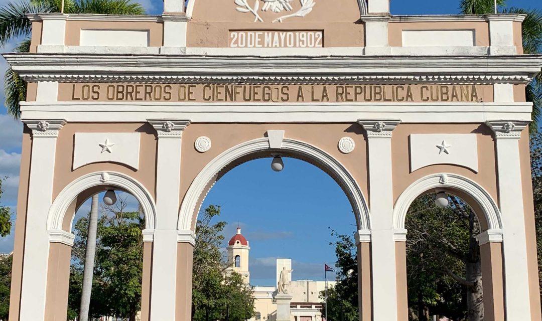 Arco de Triunfo di Cienfuegos