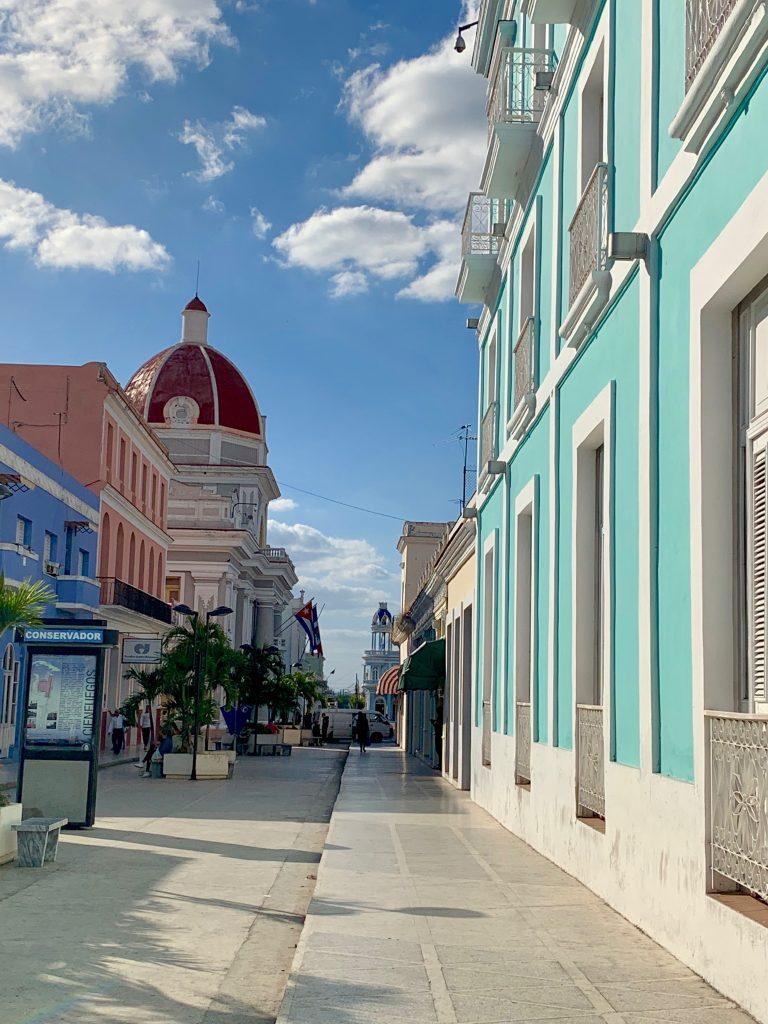 Un giorno a Cienfuegos: il Bulevar