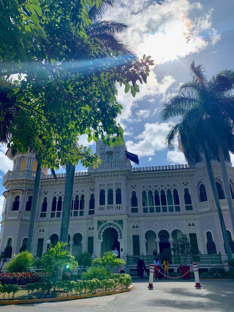 Un giorno a Cienfuegos: Palacio de Valle